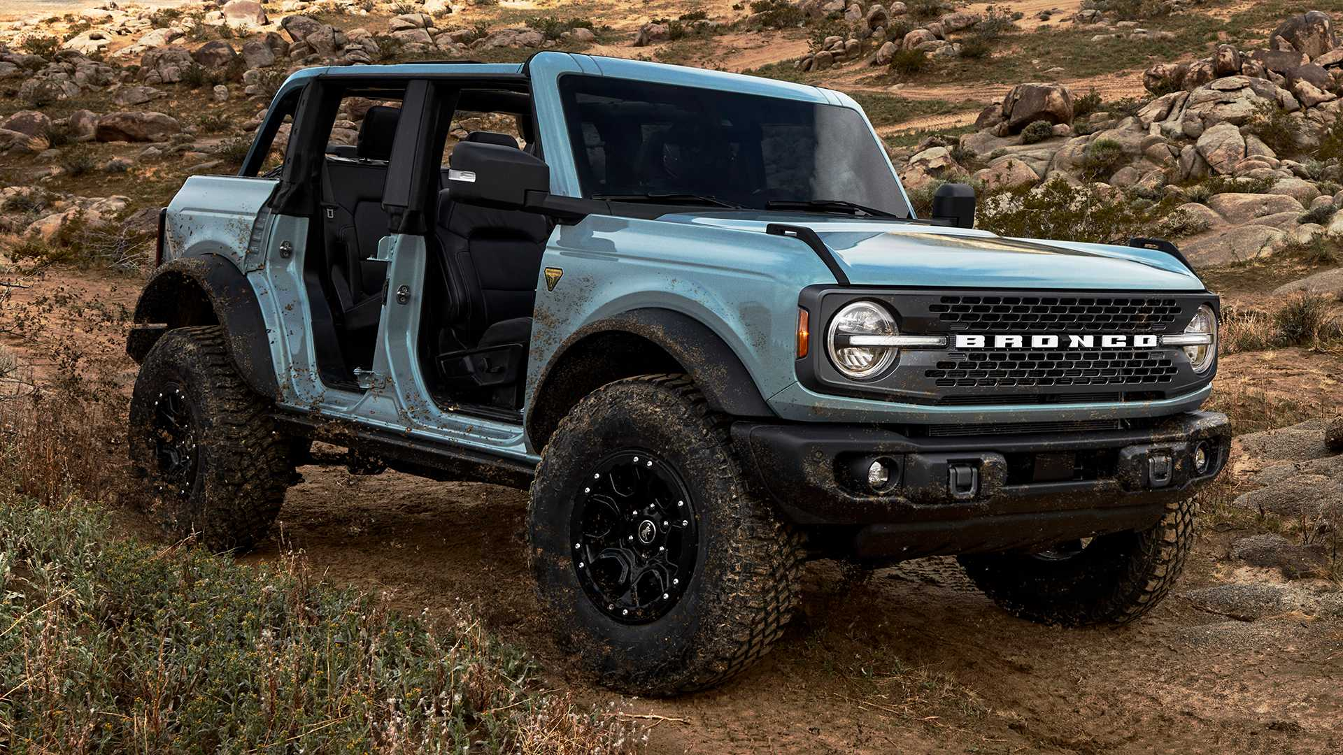 2021 Ford Bronco: Details, Pricing, Specs, And Pictures