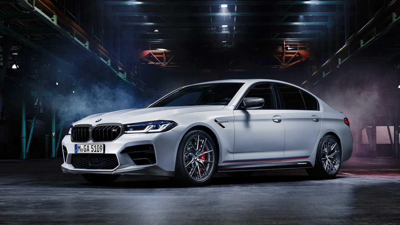 Аксессуары BMW M Performance для M5 Competition
