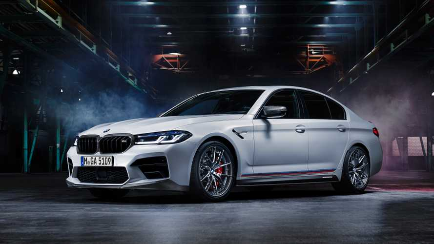Аксессуары BMW M Performance для M5 Competition