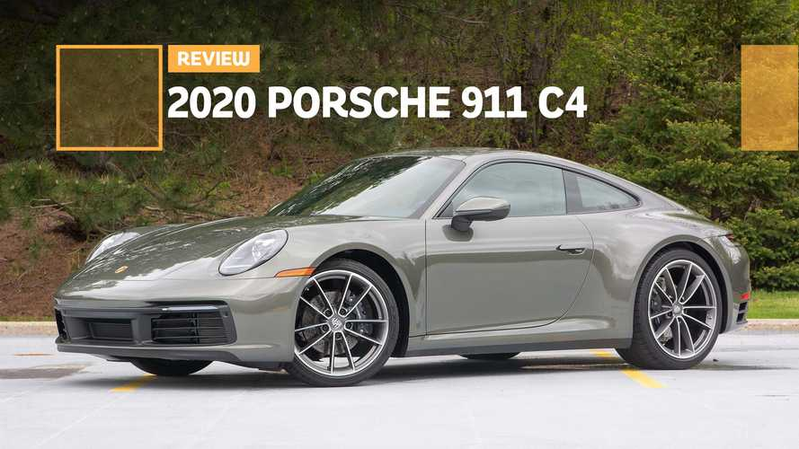 2020 Porsche 911 Carrera 4 Review: Real-World Runner
