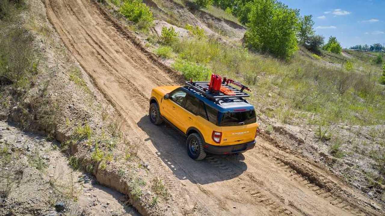 Ford Bronco Sport Badlands Trail Rig