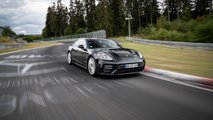 Fastest Porsche Panamera record at the Nürburgring
