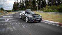 Porsche Panamera (2020): Neuer Rundenrekord auf dem Nürburgring
