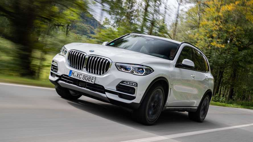 U.S. Price Of BMW X5 xDrive45e To Start From $65,400