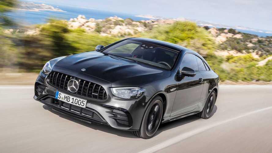 Mercedes-AMG E 53 Coupe (2020)