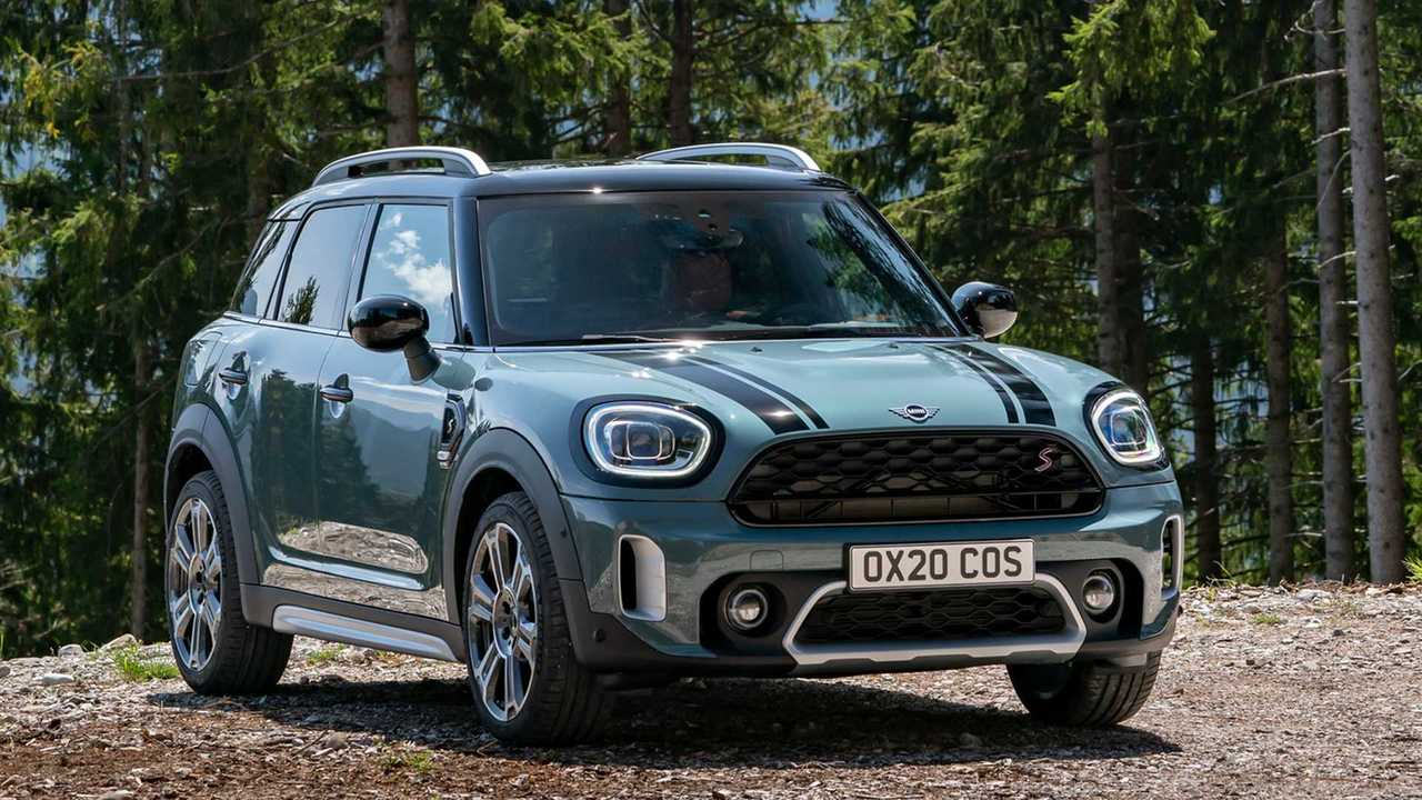 Mini Countryman (4,30 Meter)