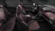 Hyundai Santa Fe Black&Brown (2020)
