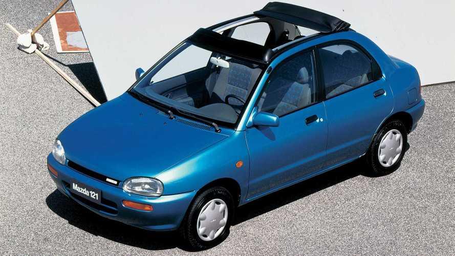 Mazda 121 (1991-1996): Kennen Sie den noch?