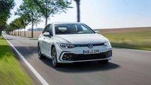 Test Volkswagen Golf 8 GTE 2020