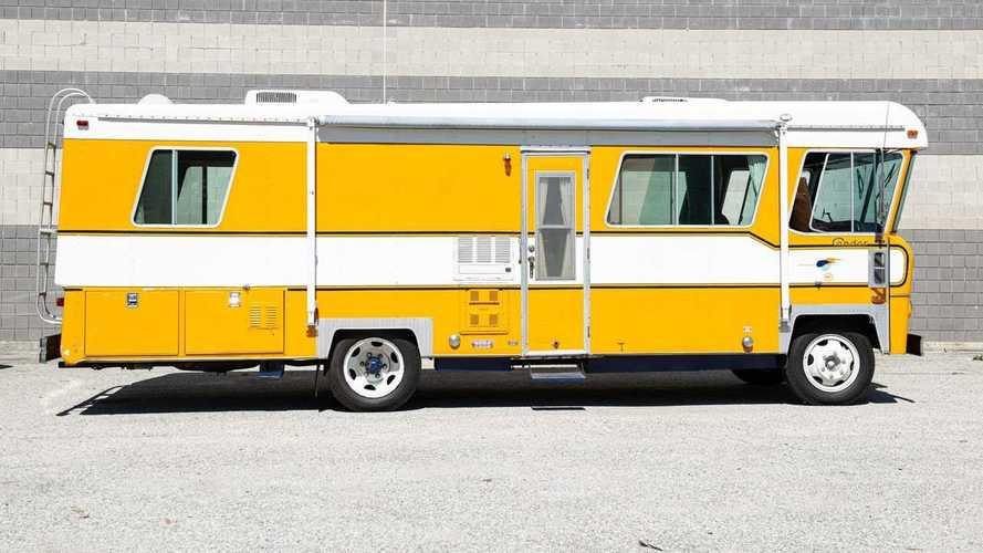 Трейлер Ford Condor 1972 года
