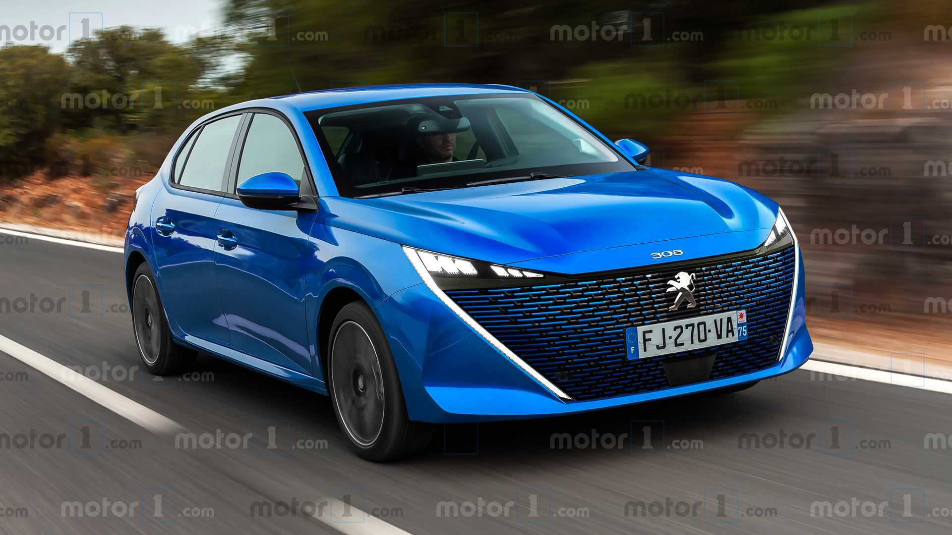 2021 Peugeot 308 Performance and New Engine