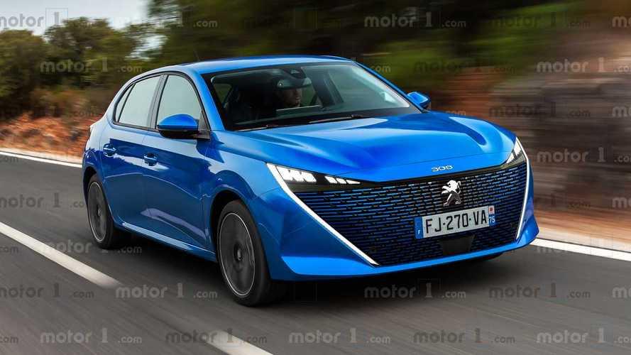 Peugeot 308, ecco come ci immaginiamo la nuova compatta francese