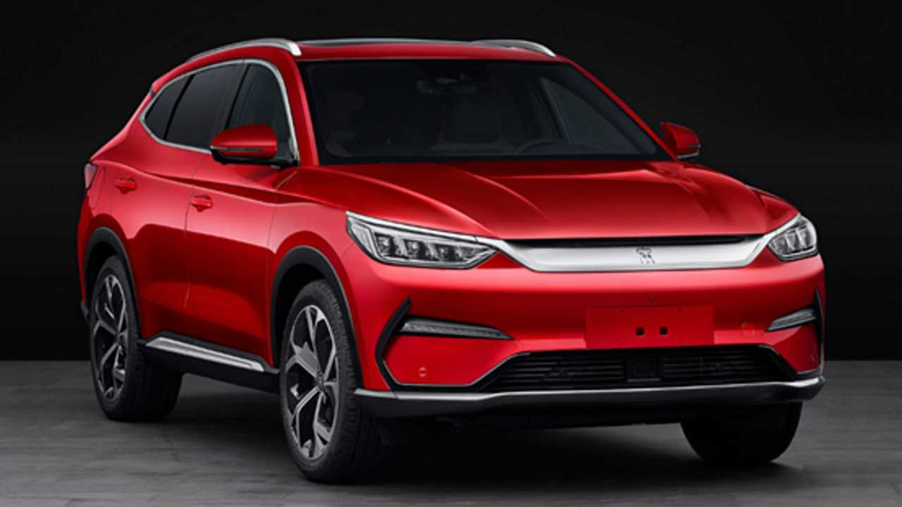 BYD Song Plus EV Is The Second Vehicle With The Blade Battery