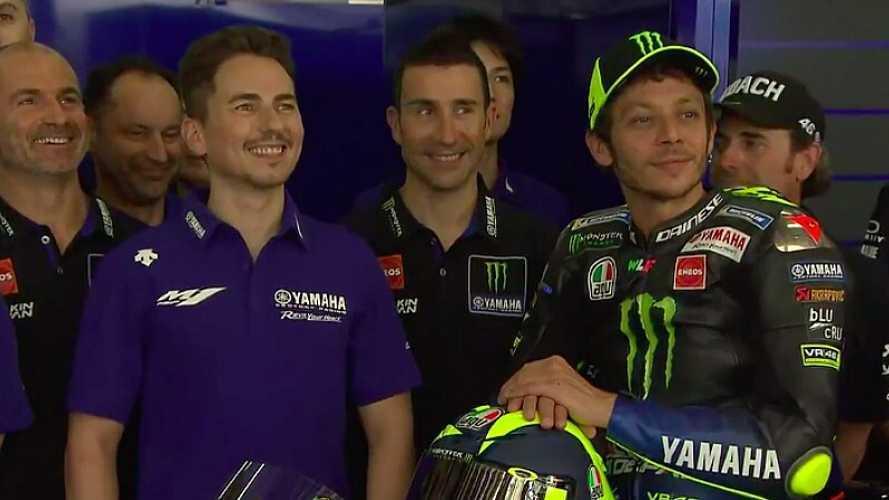 """Lorenzo: """"Creo firmemente que Rossi puede volver a ganar carreras"""""""