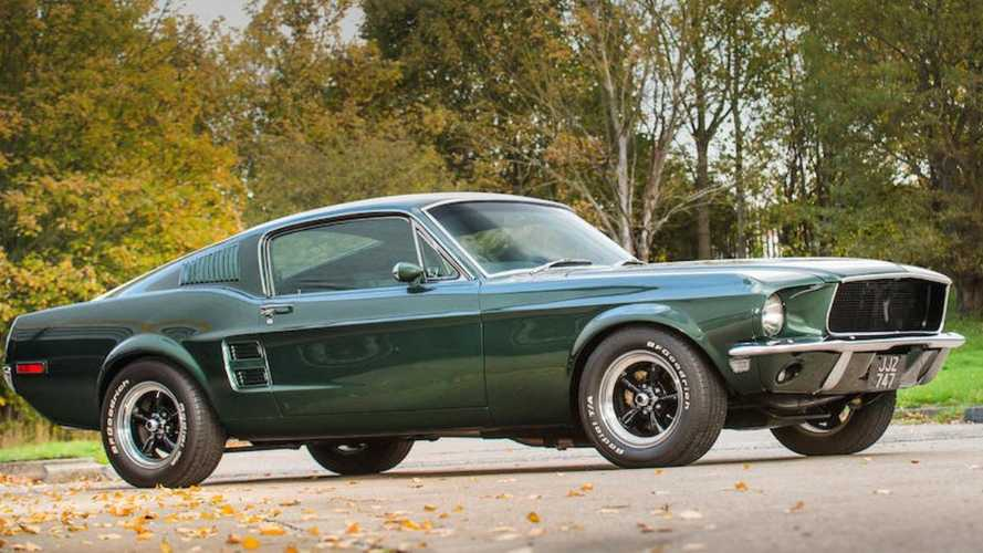 This Bullitt Mustang replica is as good as they come
