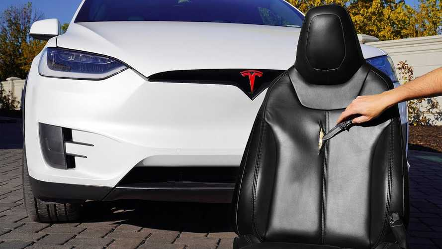 How Do Tesla Seats Compare To Mercedes Seats? Let's Tear Them Apart To Find Out