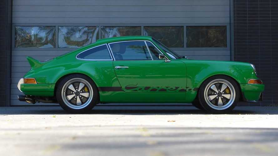 Stunning new Porsche 911 restomod from Poland