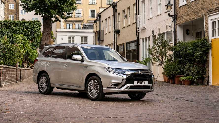 Mitsubishi Outlander PHEV Is Still Selling Well In UK