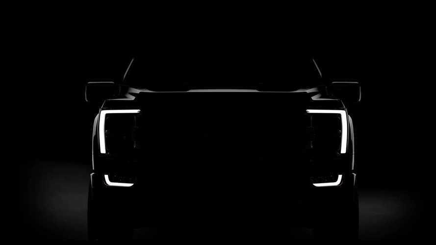 Ford, 2020 model F-150'nin teaser'ı ile karşımızda