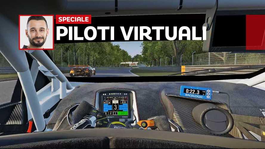 Un giorno da piloti (virtuali) Lamborghini