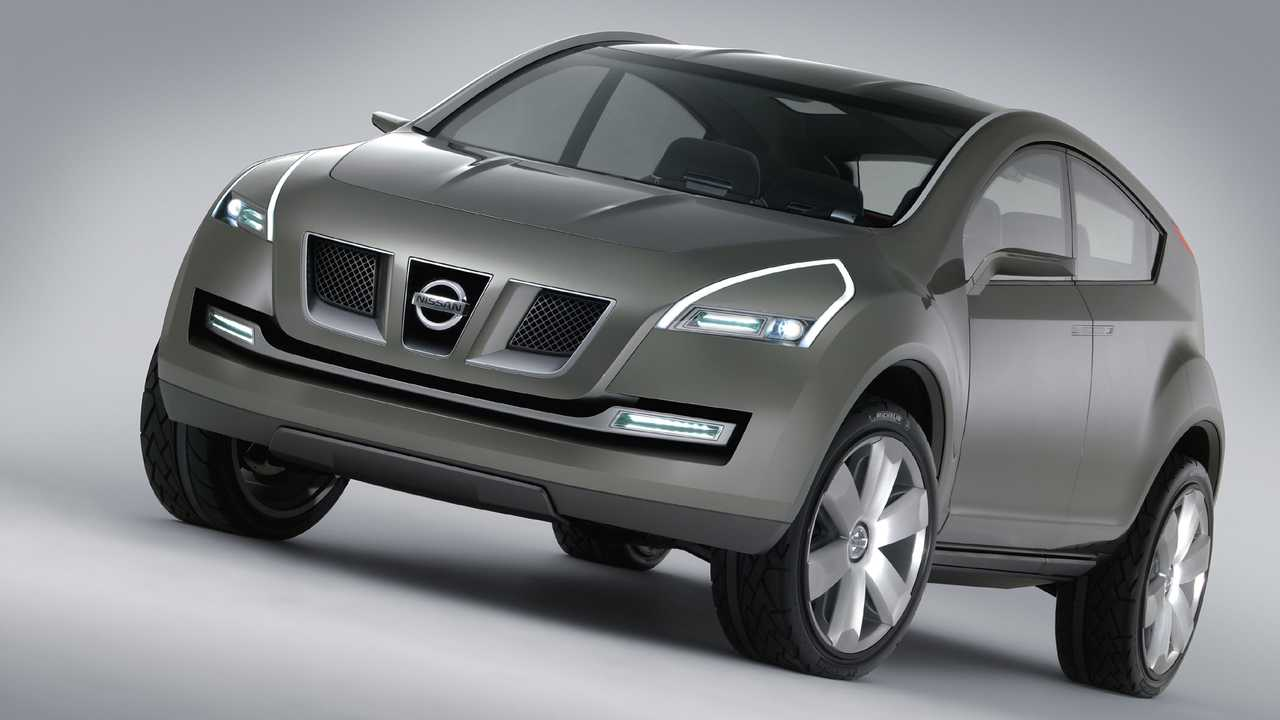 2004 Nissan Qashqai Concept