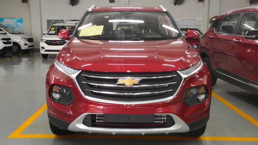 Chevrolet Groove: novo SUV de entrada chega em breve à América Latina