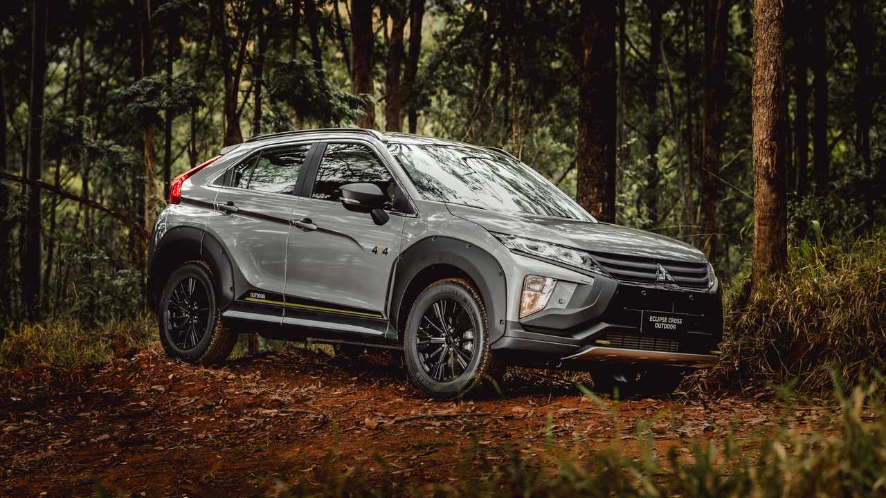 Mitsubishi Eclipse Cross Outdoor