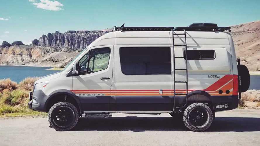 Storyteller Overland, nuevos modelos camper