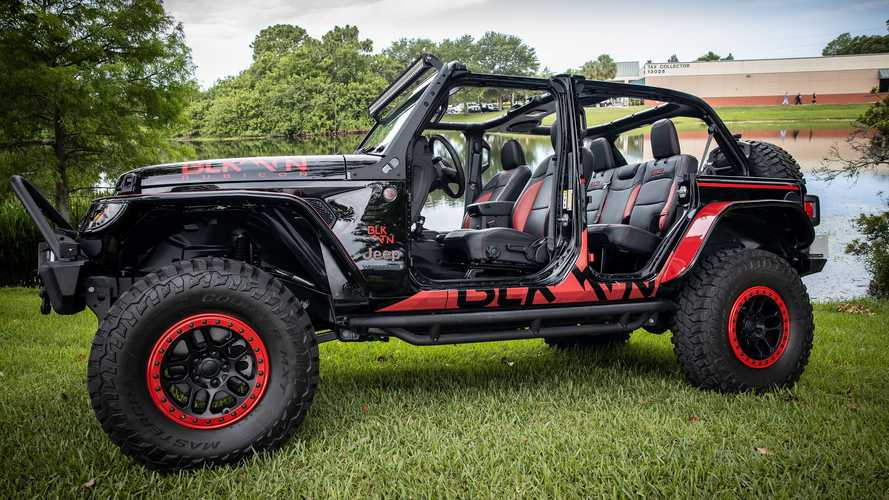 Only 1 Day Left To Enter To Win This Custom Jeep Wrangler Plus $15K Cash!