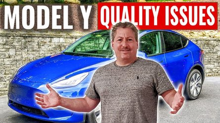 Tesla Model Y initial quality continues to disappoint