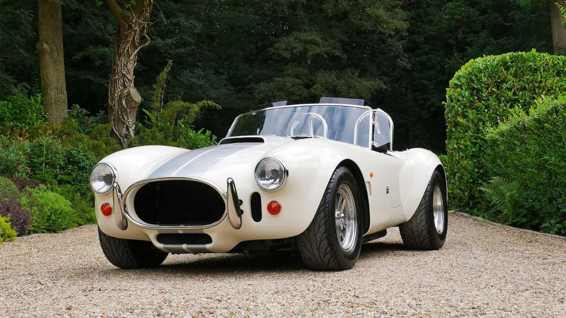 AC Cobra reborn with a 6.2 V8, £130k price tag