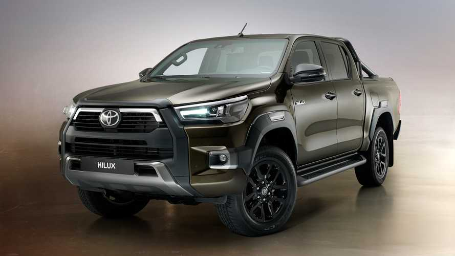 2021 Toyota Hilux facelift revealed with more torque, comfort, new tech
