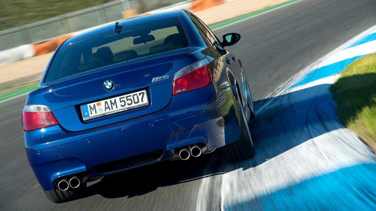 BMW M5 (E60/61)