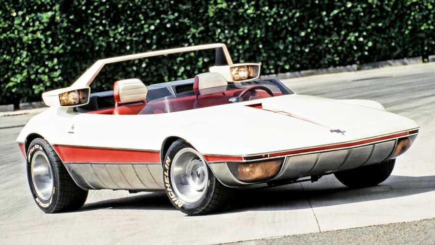 Concept oublié - Autobianchi Runabout, plus bateau qu'auto