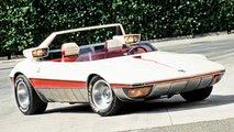 Vergessene Studien: Autobianchi Runabout (1969)