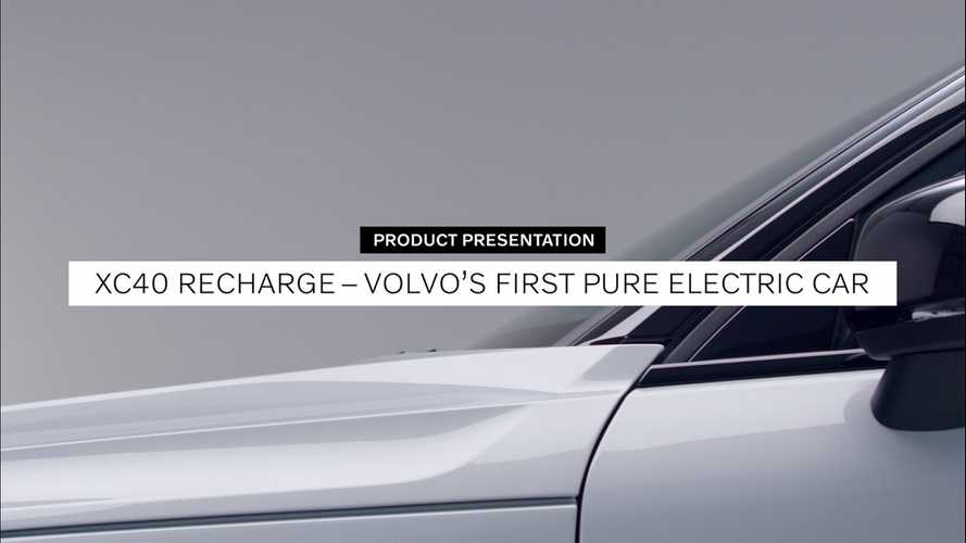 Volvo XC40 Recharge Walkaround: Is It A True Tesla Model Y Competitor?