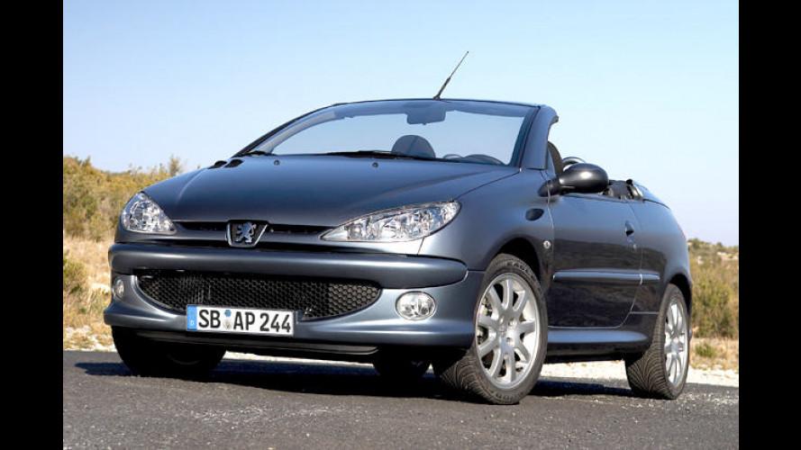 Peugeot 206 CC (2005) im Test: Jetzt mit starkem Nichtraucher-Diesel