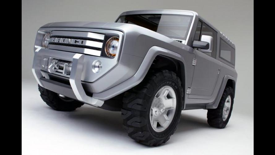 Ford Bronco mit unamerikanischem Antrieb zurückgekehrt