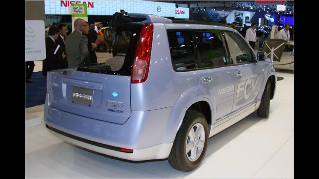 Nissan FCV