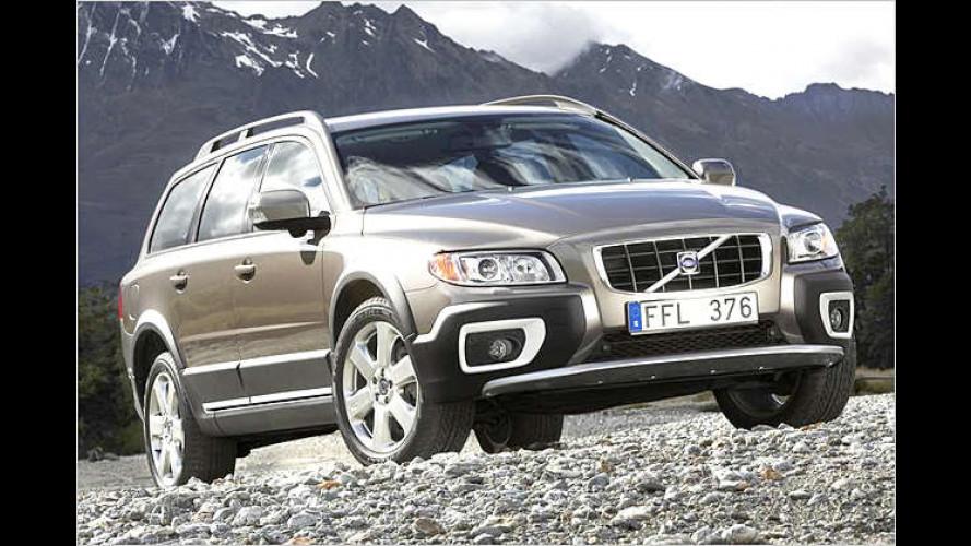 Gelände-Kombi: Volvo stellt in Genf den neuen XC70 vor