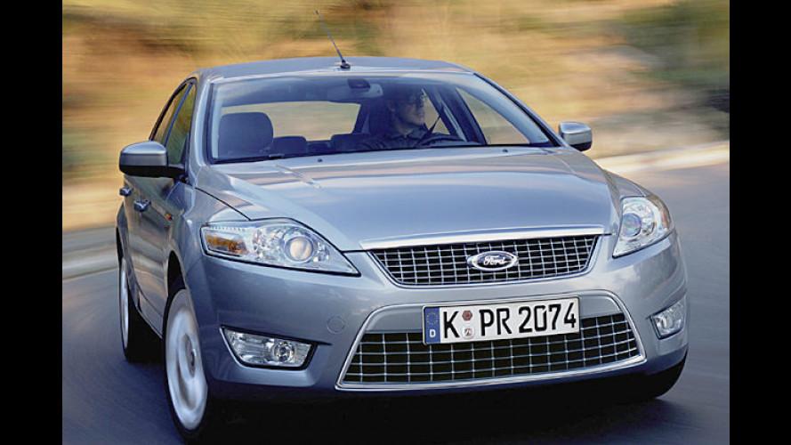 Ford gibt Preise des neuen Mondeo bekannt