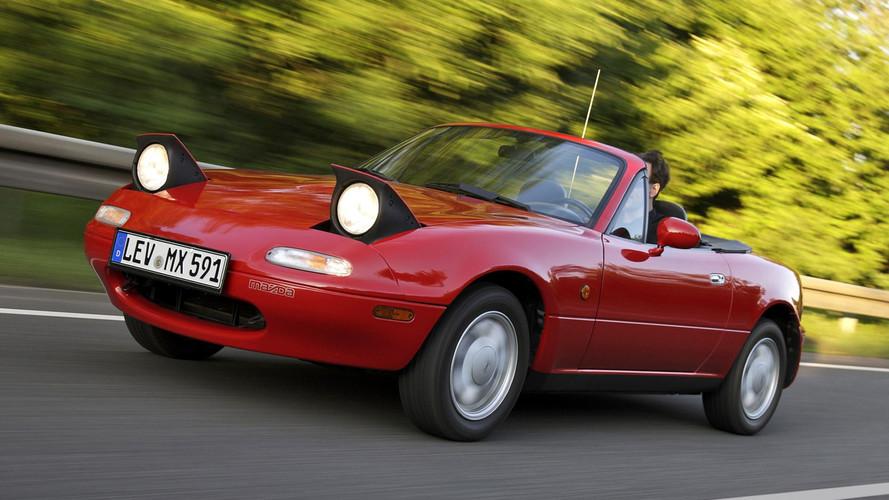 Méga galerie - Mazda MX-5 NA (1989-1998)