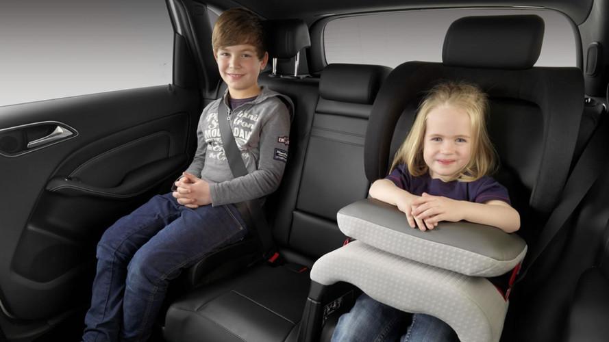 Segurança - Como levar crianças no carro de forma correta