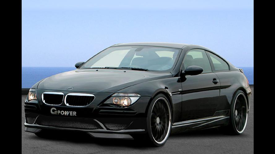Der ultimative Böse-BMW: 620 PS von G-Power für den M6