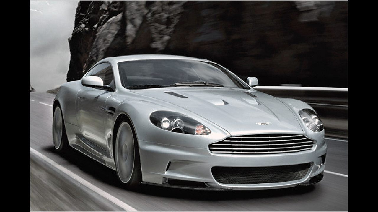 Neuer Aston Martin