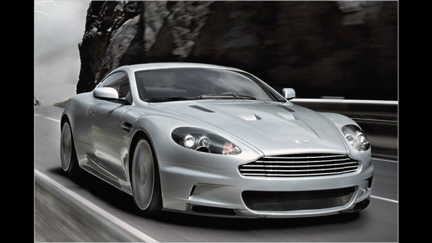 Aston Martin bringt neuen Supersportwagen DBS zur IAA