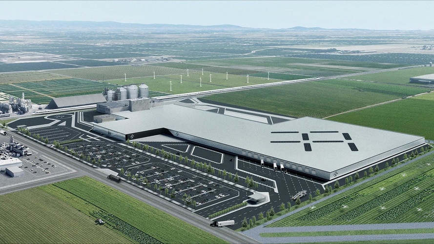 Egymillió négyzetméter alapterületű gyárat lízingel a Fraday Future