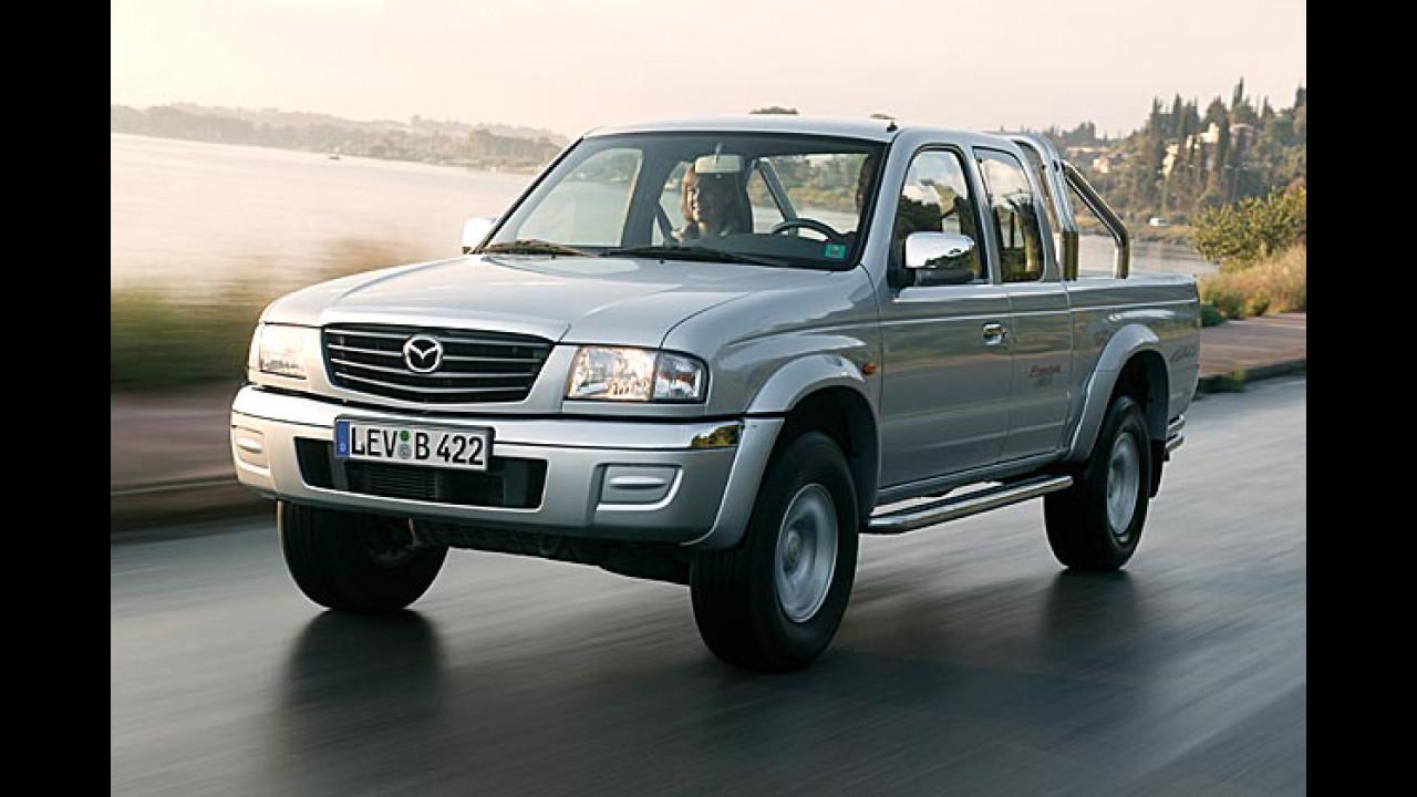 Facelift für 2005