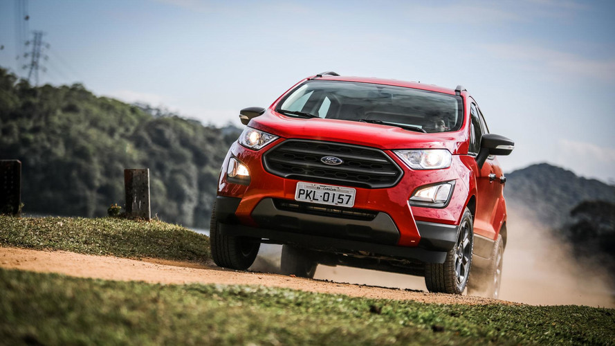Ford EcoSport Freestyle AT é vendido com desconto de R$ 5 mil e taxa zero
