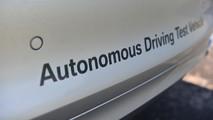 BMW FCA Autonomous